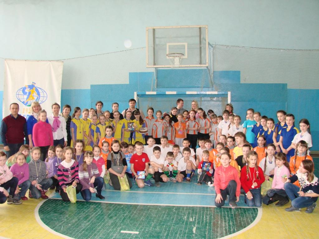 VІІІ міжнародний дитячий турнір з індорхокею «Восходящие звездочки-2013»
