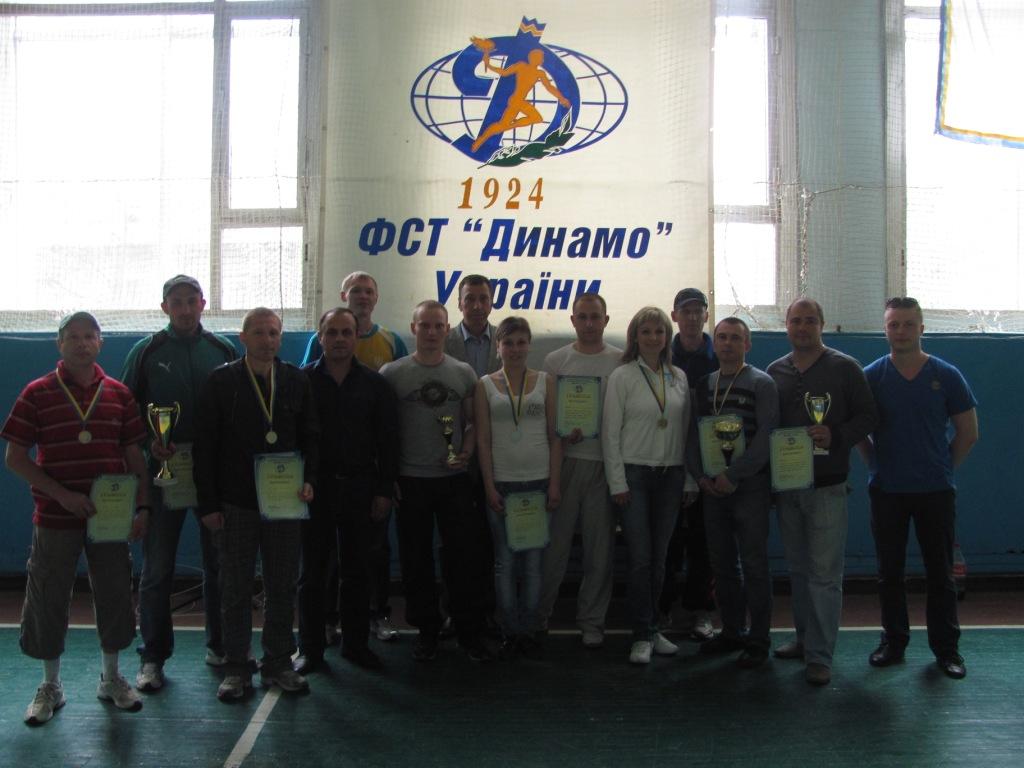 """Першість СОО ФСТ """"Динамо"""" України з поліатлону"""
