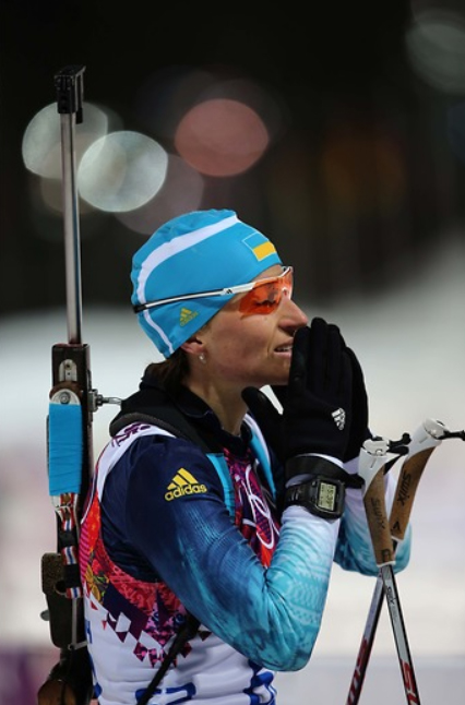 Вітаємо Віту Семеренко з першою медаллю на Олімпійських Іграх.