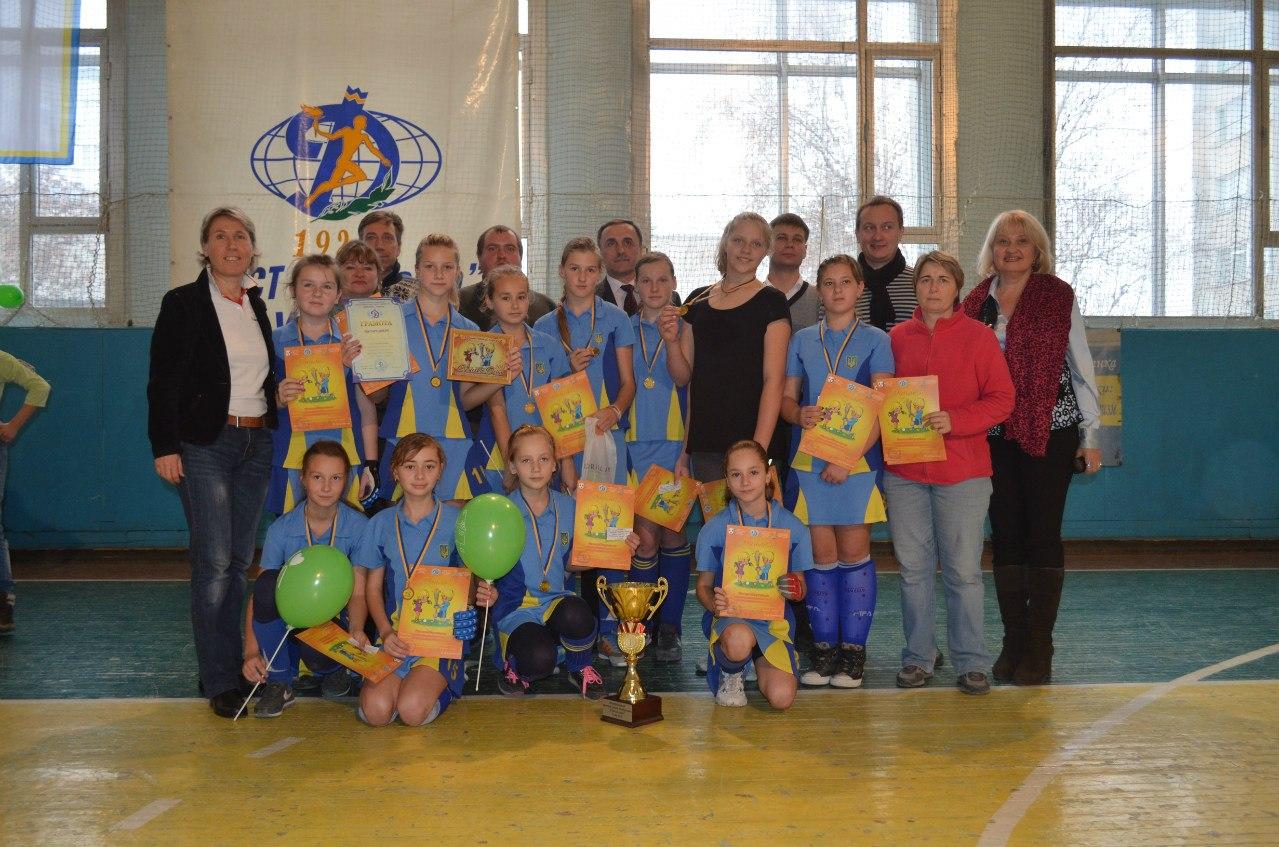XIII всеукраїнський дитячий турнір з індорхокею «Сумська осінь»
