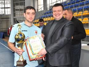 У змаганні за Кубок Авакова першою була Сумщина