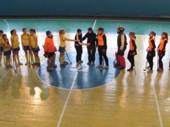 Чемпіонат України з хокею на траві в приміщенні  серед жінок, ІI тур