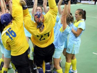 EuroHockey Indoor Club Trophy 2017 Women Siauliai, Lithuania 17 – 19 Feb 2017