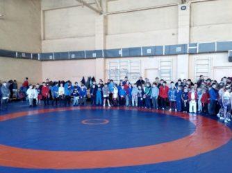 Чемпіонат області з Самбо