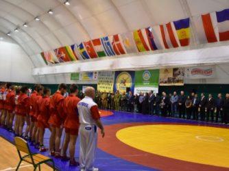 Чемпіонат України з самбо та бойового самбо