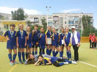 Чемпіонат України з хокею на траві серед дівчат до 12 років