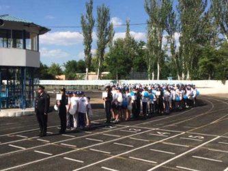 Чемпіонат ГО ФСТ «Динамо» України з легкоатлетичного чотириборства