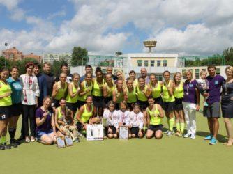 Чемпіонат України з хокею на траві серед жіночих команд вищої ліги (Фінал)