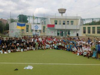 """XIV міжнародний дитячий турнір з хокею на траві """"Кубок ЕКО-продукт-2017"""""""