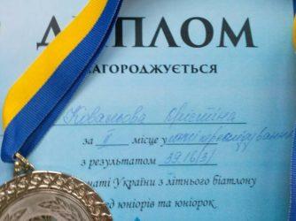 Літній чемпіонат України з біатлону