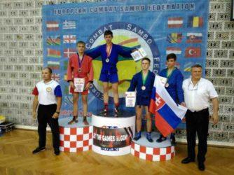 Чемпіонат Європи з бойового самбо та чемпіонат Світу з бойового джиуджицу-комбат дзю дзюцу
