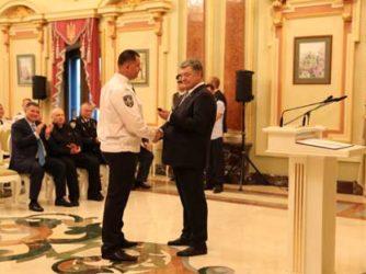 Колектив обласної організації вітає Лушпієнка Миколу Миколайовича з отриманням звання генерала поліції третього рангу