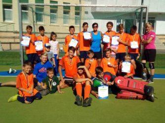 Чемпіонат України з хокею на траві серед юнаків до 14 років