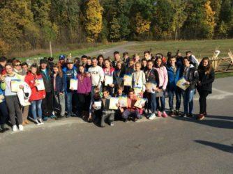 Відкриті обласні змагання з літнього біатлону на призи президента обласної ФБУ Линника А.І. серед юнаків та дівчат