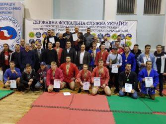 Чемпіонат України з бойового самбо