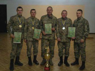 Чемпіонат Державної прикордонної служби України з поліатлону