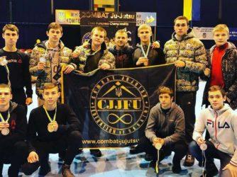 Відкритий Чемпіонат Європи з Комбат Дзю-Дзюцу