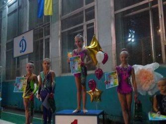 Відкритий чемпіонат Сумської області з художньої гімнастики серед вихованців ДЮСШ