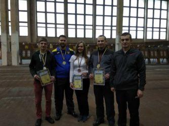 Кубок України зі стрільби з лука в приміщенні