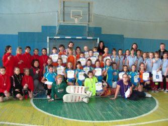 Чемпіонат України з хокею на траві в приміщенні серед дівчат 2007-2008 р.н.