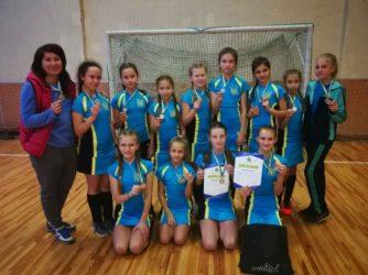 чемпіонат України з хокею на траві в приміщеннях  серед дівчат 2005-2006 р.н.