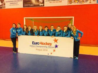 Чемпіонат Європи з хокею на траві в приміщеннях