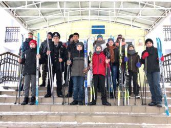 Екскурсія до бази олімпійської підготови лижників та біатлоністів