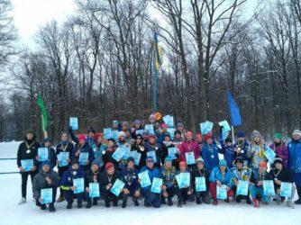 Всеукраїнські змагання з біатлону