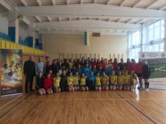 чемпіонат України з хокею на траві в приміщеннях серед жіночих команд (ІІІ тур)