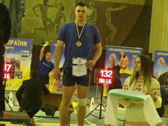 Чемпіонат України серед юніорів та Кубок України серед дорослих з гирьового спорту