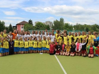 Чемпіонат України з хокею на траві серед дівчат 2000-2001 р.н.