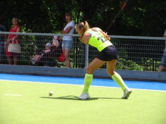 4 тур чемпіонату України з хокею на траві серед жіночих команд вищої ліги сезону 2017-2018р.