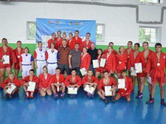 Молодіжний Кубок України зі спортивного й бойового самбо