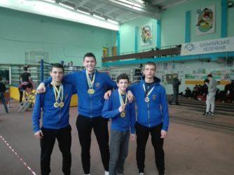 Чемпіонат України з кікбоксингу серед юніорів