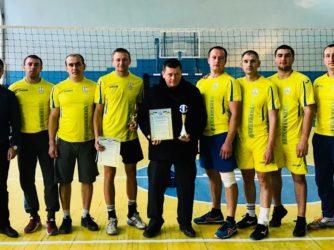 Першість СОО ФСТ «Динамо»України з волейболу  серед команд І групи КФК силових структур і правоохоронних органів області
