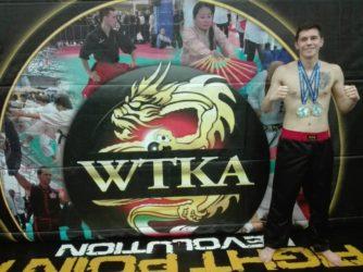 Чемпіонат Світу з кікбоксингу WTKA серед юнаків та юніорів