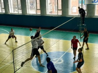 Відбіркові ігри першості СОО ФСТ «Динамо» України з волейболу