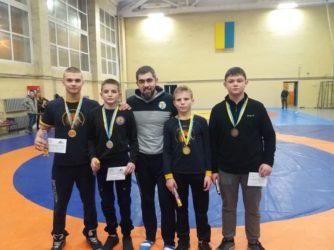 Всеукраїнський турнір з вільної боротьби серед юнаків 13-15 років, присвячений пам'яті Енвера Асхарова