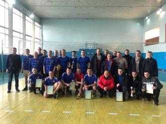 Першість СОО ФСТ «Динамо»України з волейболу серед команд ІІ групи КФК силових структур і правоохоронних органів області