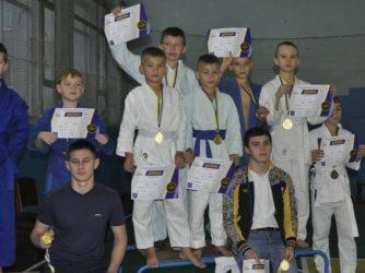Відкритий особисто-командний чемпіонат Сумської області з Комбат Дзю-Дзюцу