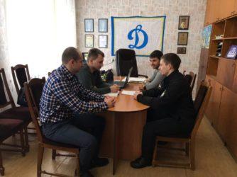 Спільна нарада з відділом ювенальної превенції ГУНП в Сумській обл.