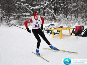 Обласні змагання на призи ветеранів біатлону Сумщини