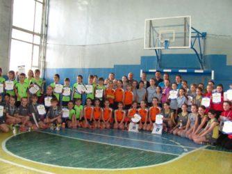 Чемпіонат України з хокею на траві в приміщенні серед дівчат 2008-2009 р.н..