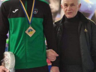 Чемпіонат України з боротьби вільної серед кадетів та кадеток 2002-2003 р.н.