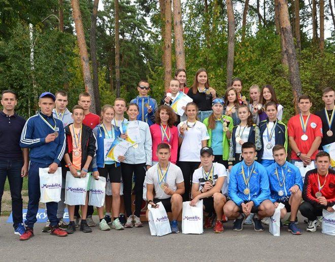 Всеукраїнські змагання з літнього біатлону