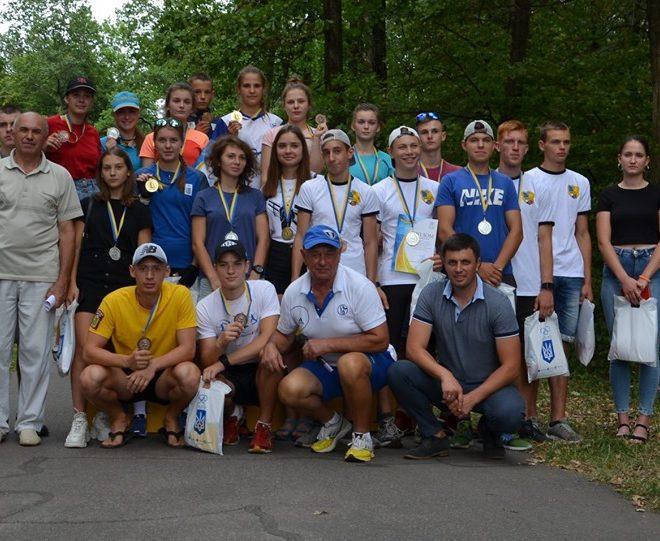 Всеукраїнські змагання з літнього біатлону пам'яті МСУМК Романа Звонкова