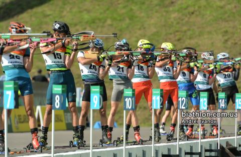 Чемпіонат Світу з літнього біатлону