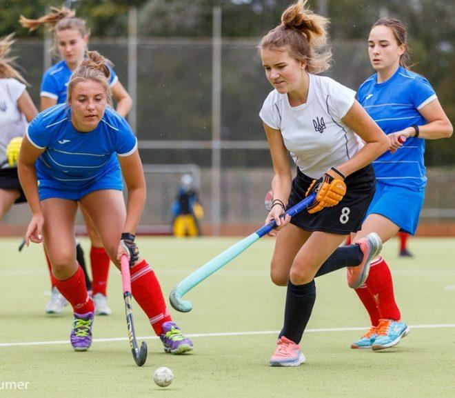 Чемпіонат України  з хокею на траві серед жіночих команд вищої ліги