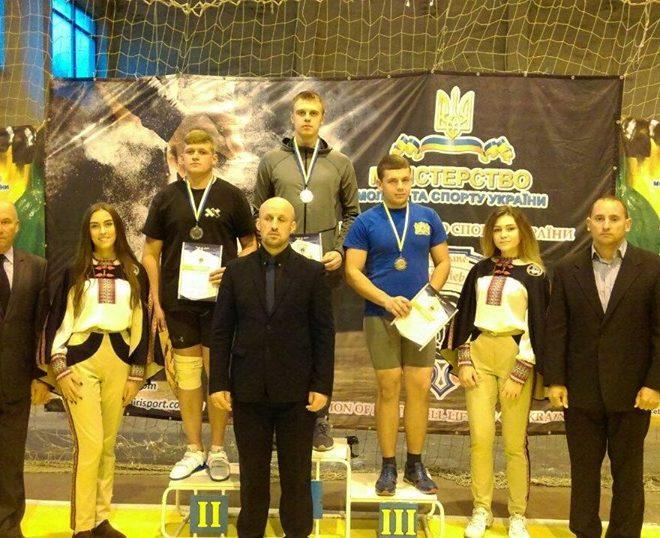 Чемпіонат України з гирьового спорту