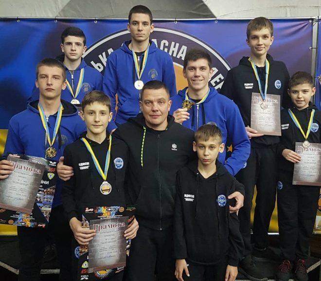 Кубок України з кікбоксингу WAKO серед дітей, юнаків та юніорів